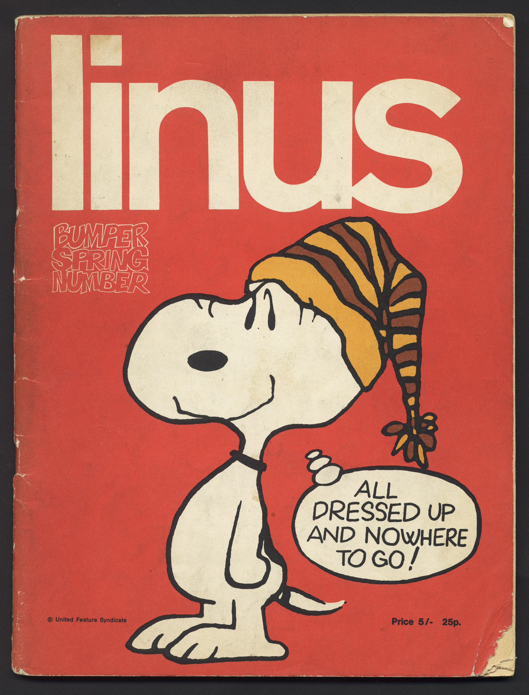 Linus Cover