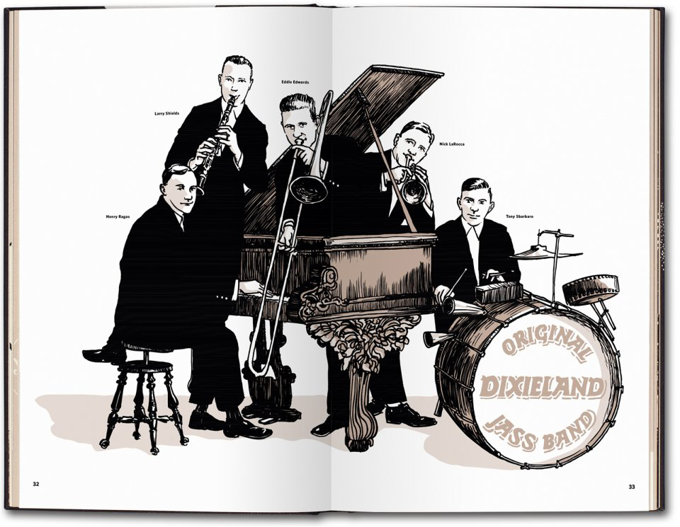 Roaring Twenties Jazz Interlude: Jazz. New Y...